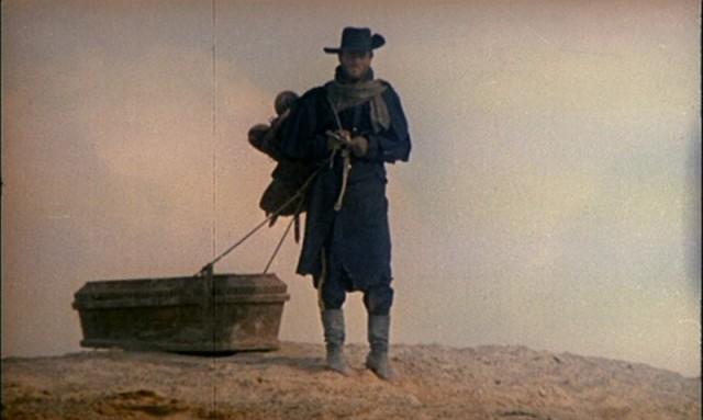 (Franco Nero, l'originale Django)