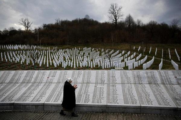 (Il Memoriale di Srebrenica - © Foto DADO RUVIC/REUTERS)